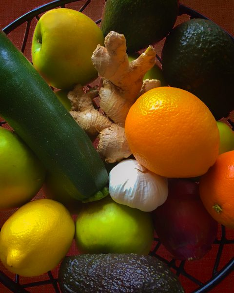 The Gratitude Diet
